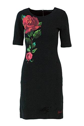 Negro Desigual Vestidos Mujer Mujer Vestidos Desigual Desigual Negro Negro Vestidos Mujer tvHTq