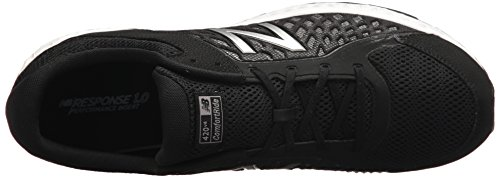 Cushioning Black 420v4 Silver Running Balance New Men's Shoe nYUftZw