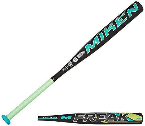 Miken Freak Composite Fast Pitch Softball Bat (2-Piece)