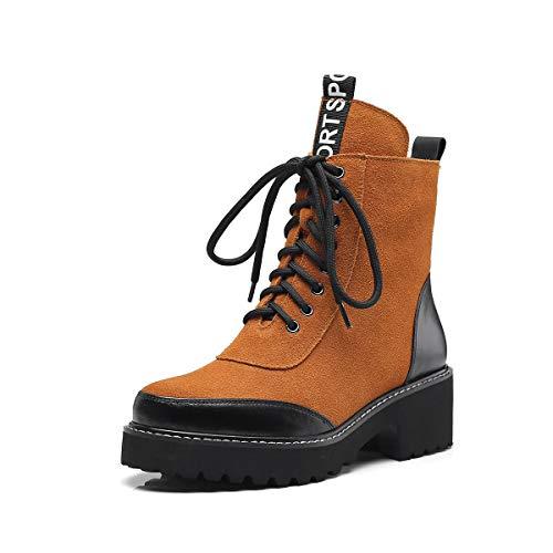 Yan Zapatos Entrenamiento Segundo Mujer Y Botines Caminar Moda Botas Mujer Cruzado De Libre Para Al Fitness Cordones Aire Con FU0F6rq