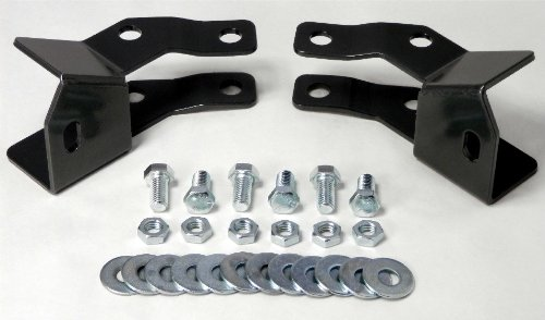 WnP GM SUV Rear Shock Extenders for 4