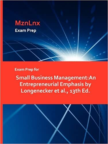 Ebook download free pdf exam prep for small business management an exam prep for small business management an entrepreneurial emphasis by longenecker et al fandeluxe Image collections