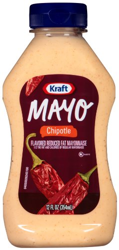Kraft Sandwich Shop Mayo Chipotle, 12 oz