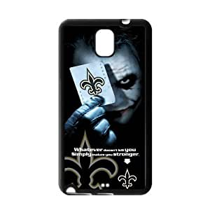NFL New Orleans Saints With Joker Poker For Iphone 5/5S Case Cover Plastic And Hard shell Silicone Back Case For Christmas Gifts