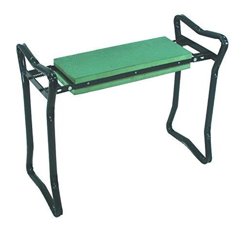 Tierra Garden W7623 Worth Folding Kneeler Bench and Seat by Tierra Garden