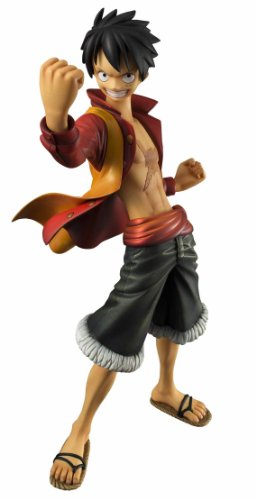 Megahouse One Piece Portrait of Pirates: Luffy
