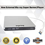 Best External Blu Ray Burners - External Blu-ray DVD/BD/CD Drive Portable Blu Ray Burner Review
