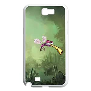 Samsung Galaxy N2 7100 Cell Phone Case White_Rayman Mosquito Tqqji