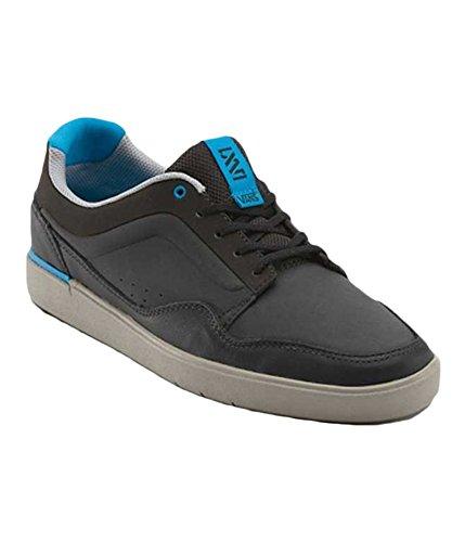 Vans Unisex Inscribe Lxvi Skate Sneakers Charcoallightblue ICh91YRqz1