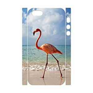 Flamingos Phone Case For iPhone 5,5S [Pattern-1]