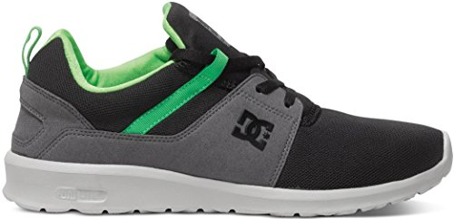 Training Men's Heathrow Green Black DC Grey Running Shoes qzB81nAwp