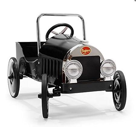 Baghera-Pedale per auto, colore: nero