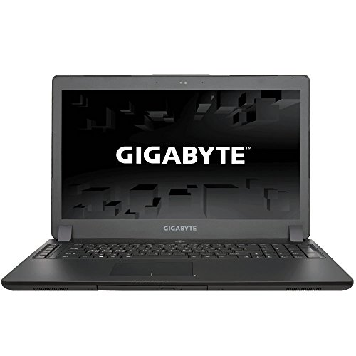 GIGABYTE P37Wv4-BW1, 17.3' FHD IPS NVIDIA GTX970M Broadwell i7-5700HQ 8GB RAM 1TB HDD Gaming Laptop Computer