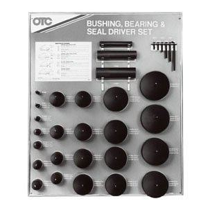 Driver Tool Set Organizer Board by OTC