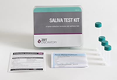 Female/Male Saliva Profile I - Test Kit For 5 Hormone Level Imbalances (E2, Pg, T, DS and C)
