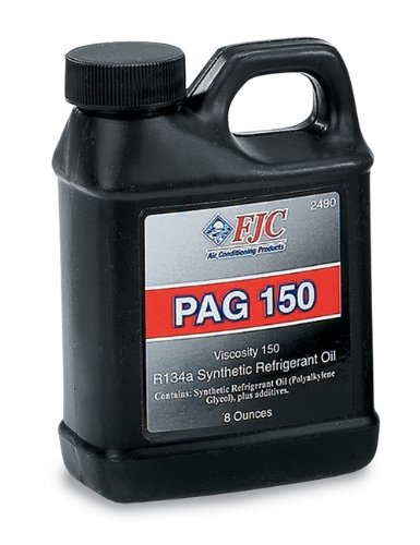 150 Viscosity Pag Oil - FJC 2490 PAG Oil - 8 fl. oz.