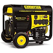 Champion Power Equipment 100161 7500 Watt RV Ready Portable Generator with Wireless Remote Start