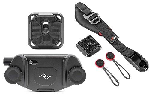 Peak Design Capture Camera Clip V3 and CL-2 Clutch Camera Ha
