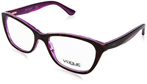 Vogue VO 2961 Women's Eyeglasses Havana/Lilac/Tr Violet 53
