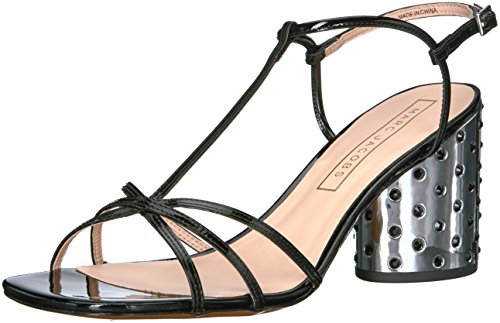 Marc Black Heeled Sandal Sheena Women's Strap Jacobs w8wgqv