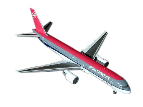 Gemini Jets Northwest B757-200 1:400 Scale