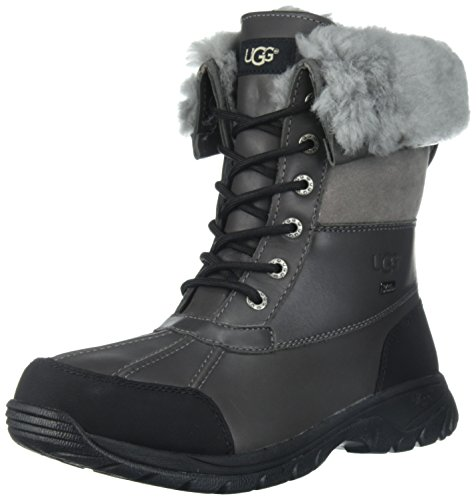UGG Men's Butte Snow Boot, Metal, 10 M US