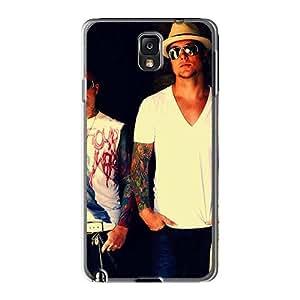 PhilHolmes Samsung Galaxy Note3 Anti-Scratch Cell-phone Hard Covers Custom HD Papa Roach Skin [VMV7856wYOU]
