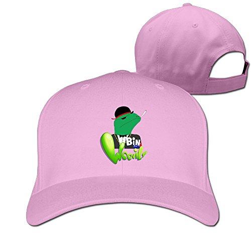 BAI XUE Youtube LeafyIsHere Weevik Baseball Cap -