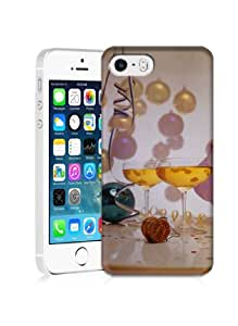 Fashionable Humorously Devised Party Decor Durable Hard Plastic Case Cover For Iphone 5-5S
