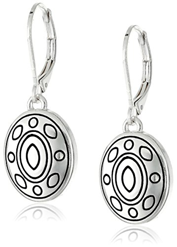 Tone Drop Fashion Earrings - 4