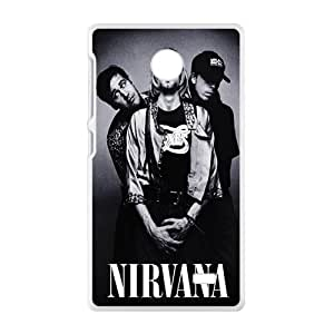 Nirvana fashion durable Cell Phone Case for Nokia Lumia X