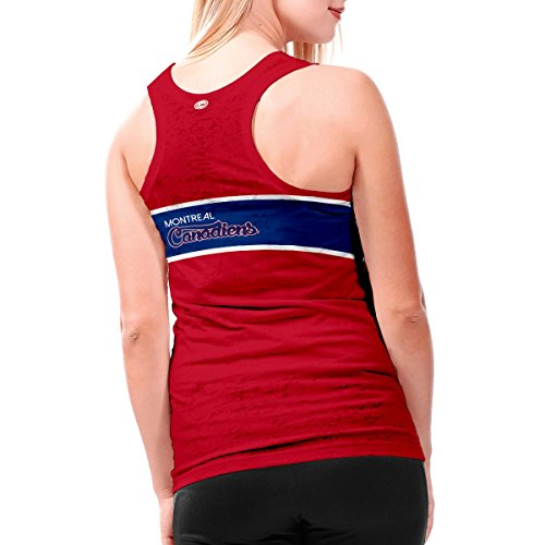Montreal Canadiens Women's Playoffs FX Tank Top - Size Small