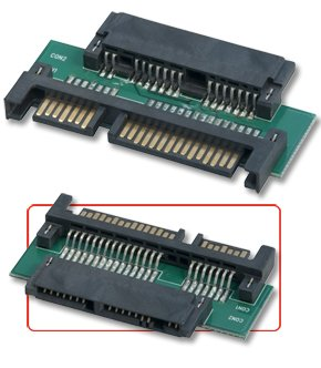Lindy Micro SATA Data with Power to SATA Data with Power ...