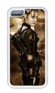iPhone 6 plus 5.5 Case, Movies Theme Custom Case for iPhone 6 plus 5.5 Soft TPU Material White WANGJING JINDA