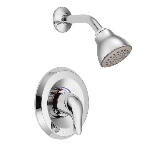 Moen L2352 Chateau Single Handle PosiTemp Shower, Chrome