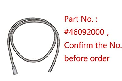 Faucet Spray Hoses Pull-Out Replacement Hose #46092000 Replace for Grohe Compatible with Ladylux, Euro Plus?Ashford Kitchen Fauce& Touch Single Handle Kitchen Faucets