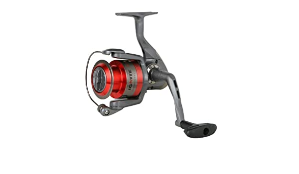 Okuma Fishing Tackle Ignite ligero Spinning Carrete - IT-25a, IT ...