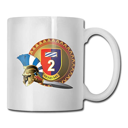 1st Armored Brigade Combat Team,3rd Infantry Division Funny Novelty Gift Mug White Coffee Mug