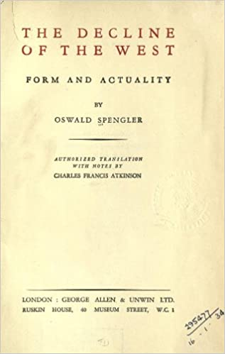Amazon the decline of the west ebook oswald spengler kindle amazon the decline of the west ebook oswald spengler kindle store fandeluxe Image collections