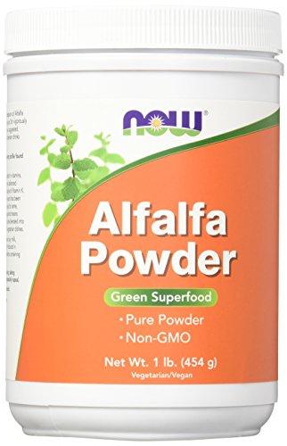 Now Foods Alfalfa Herbal Supplement, 2 Count