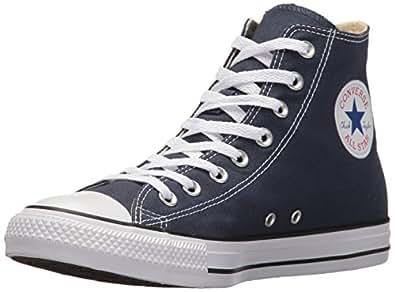 Converse Mens Chuck Taylor All Star High Top, 6 D(M) US, Navy_men Size