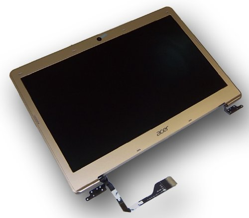 Acer Aspire S3-391 Series 13.3' Complete LCD Assembly Champagne