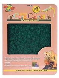 Terrarium Cage Carpet 20x10\