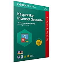 Kaspersky Internet Security 2019 CANADA | 3 Device | PC/MAC/ANDROID | 1 Year License [Online Code]