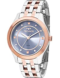 Relógio Technos Feminino Fashion Trend 2036mfd/5a