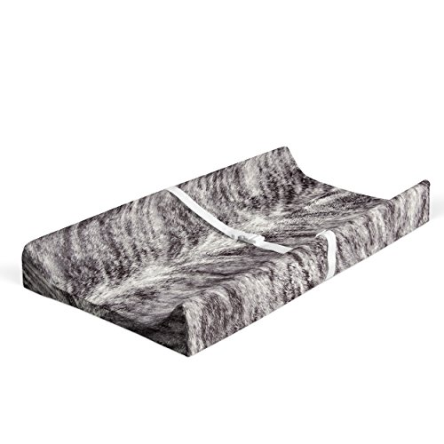 Glenna Jean Brindle Changing Pad Cover