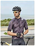 RION Men's Cycling Jersey Breathable Bike Shirt