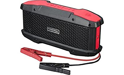 PowerAll PBJS16000-WS JOURNEY 600A Portable Lithium Jump Starter, Power Bank and Bluetooth Speaker