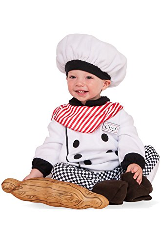 Rubie's Baby Little Chef Costume, As As Shown -