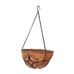 Laurel para colgar cestas